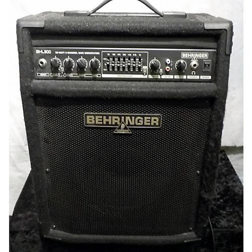 Behringer Ultrabass BXL900 90W 1x12 Bass Combo Amp-thumbnail