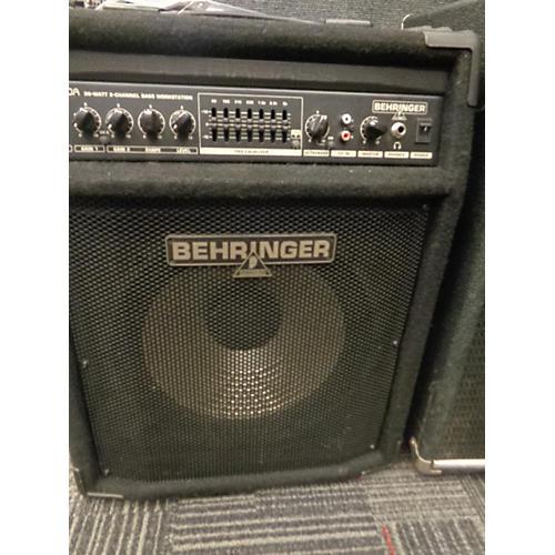Behringer Ultrabass BXL900A 90W 1x12 Bass Combo Amp