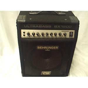 Pre-owned Behringer Ultrabass Bx1200 Bass Combo Amp