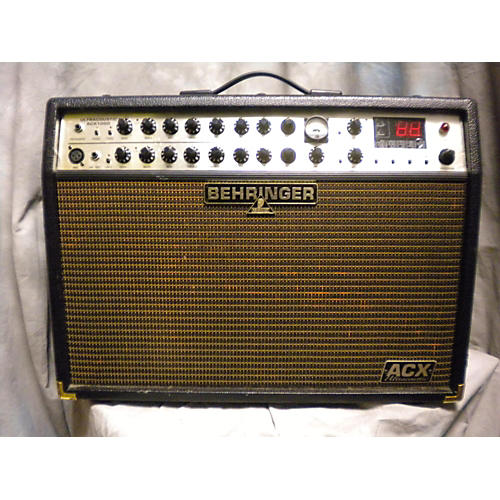 Behringer Ultracoustic ACX1000 Acoustic Guitar Combo Amp-thumbnail