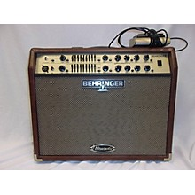 Behringer Ultracoustic ACX1800 Acoustic Guitar Combo Amp