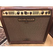 Behringer Ultracoustic ACX450 Acoustic Guitar Combo Amp