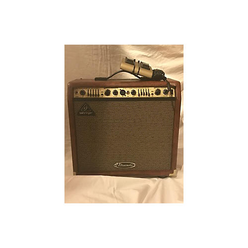 Behringer Ultracoustic ACX450 Acoustic Guitar Combo Amp-thumbnail