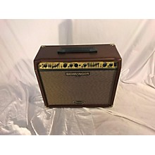 Behringer Ultracoustic ACX900 Acoustic Guitar Combo Amp