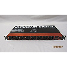 Behringer Ultragain Digital ADA8200 Audio Converter