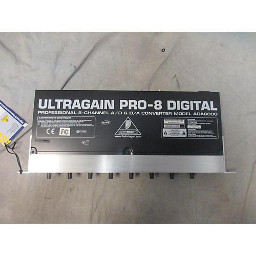 Behringer Ultragain Pro-8 Channel Strip