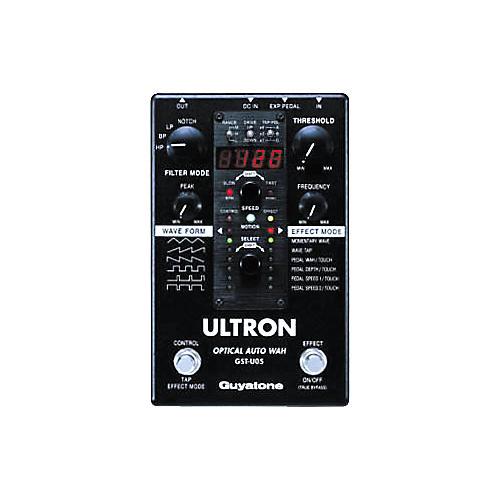 Guyatone Ultron Optical Auto Wah Effects Pedal-thumbnail