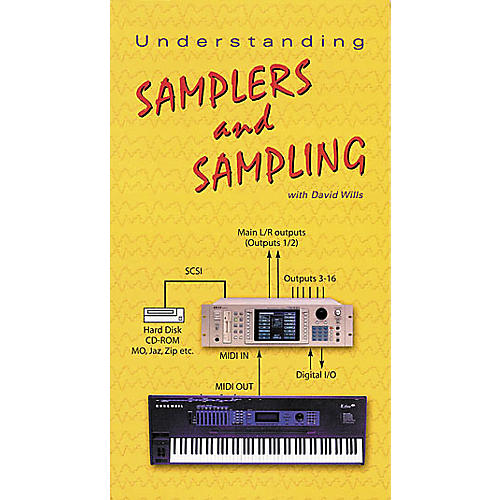 Hal Leonard Understanding Samplers and Sampling VHS Video
