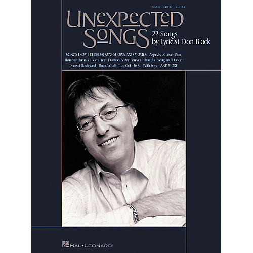 Hal Leonard Unexpected Songs Songbook-thumbnail