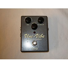 Dunlop Uni-Vibe Stereo Chorus Effect Pedal