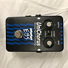 EBS UniChorus Analog Bass Effect Pedal