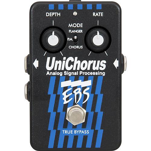 EBS UniChorus Analog Signal Processing Pedal