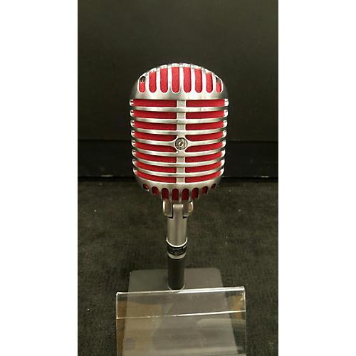 Shure Unidyne 5575LE 75th Anniversary Ltd Edition Dynamic Microphone