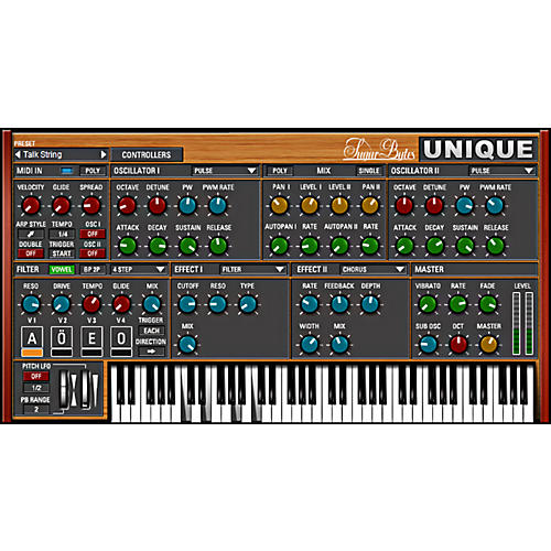 SUGAR BYTES Unique Software Synthesizer-thumbnail