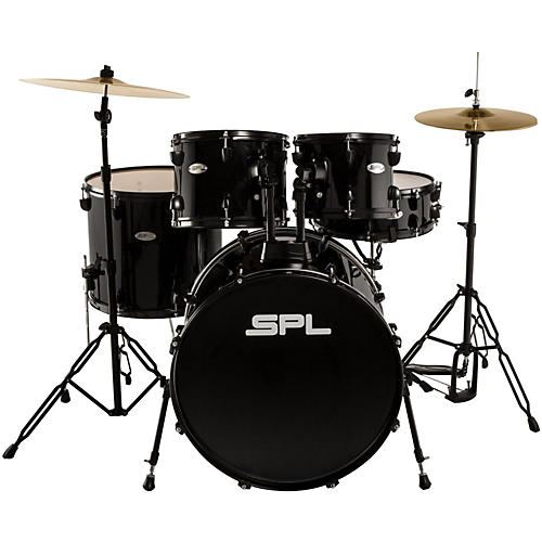Sound Percussion Labs Unity 5-Piece Drum Set with Hardware, Cymbals and Throne-thumbnail