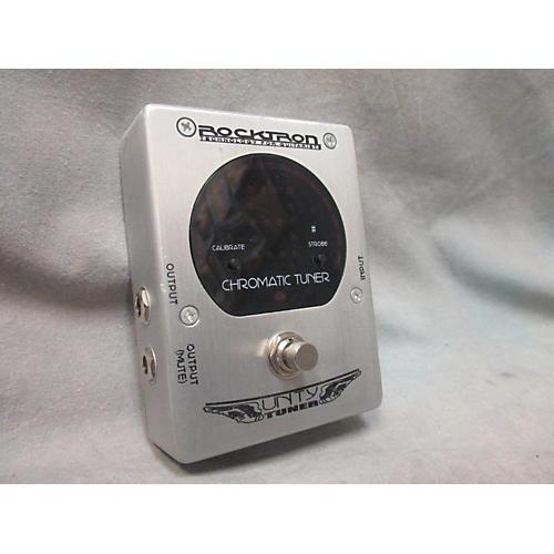 Rocktron Unity Tuner Tuner Pedal