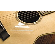 Universal Reusable Acoustic Pickguard