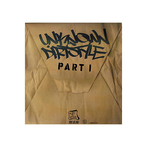 Thud Rumble Unknown Dirtstyle Part I Vinyl-thumbnail