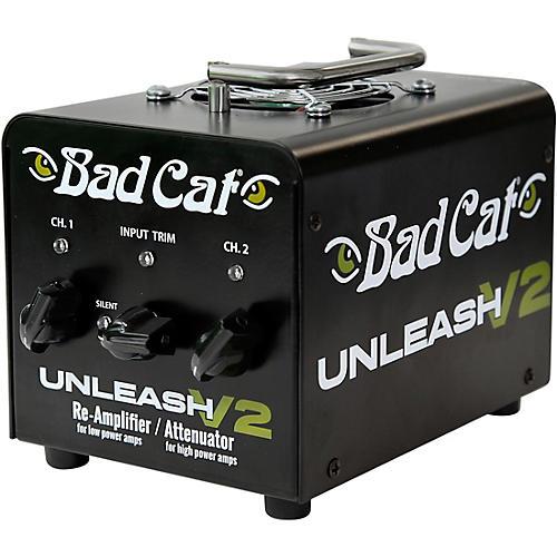 bad cat unleash v2 re amplifier and power attenuator guitar center. Black Bedroom Furniture Sets. Home Design Ideas