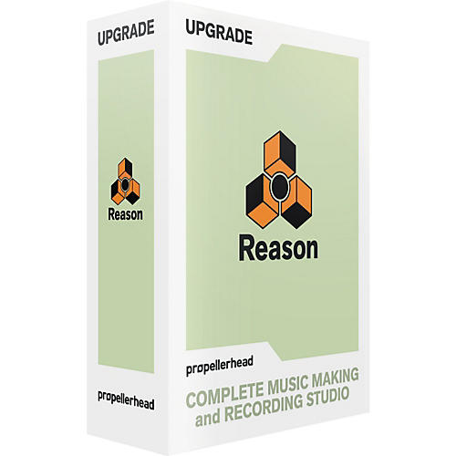 Propellerhead Upgrade for Reason Limited/Adapted-thumbnail