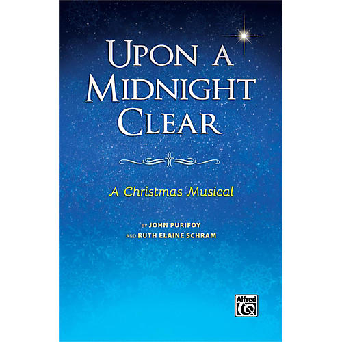 Alfred Upon a Midnight Clear Preview Pack Choral Score & Listening CD-thumbnail