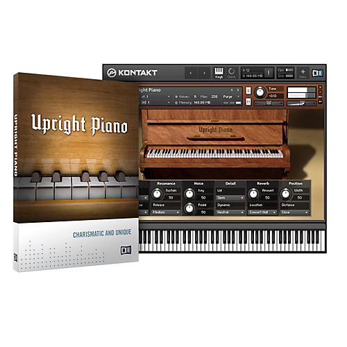 Native Instruments Upright Piano