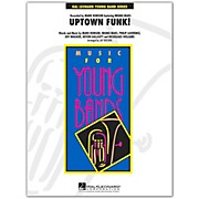 Hal Leonard Uptown Funk! - Young Concert Band Level 3