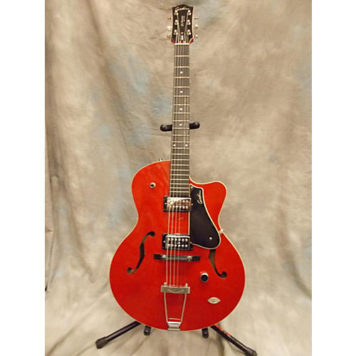 Godin Uptown Hollow Body Electric Guitar Cherry
