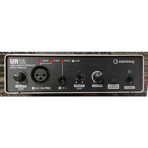 Steinberg Ur12 Audio Interface-thumbnail