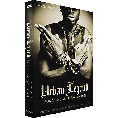 Zero G Urban Legend-thumbnail
