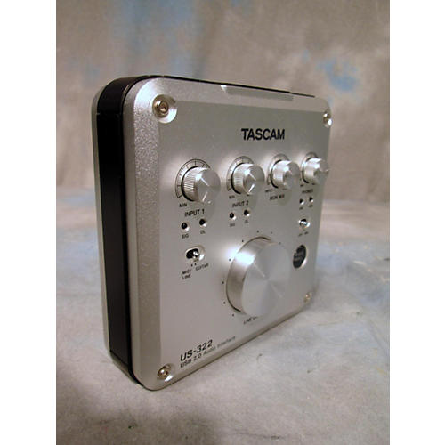 Tascam Us322 Audio Interface