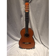 Used 1970s DAUPHINE MODEL 60 Natural Classical Acoustic Guitar