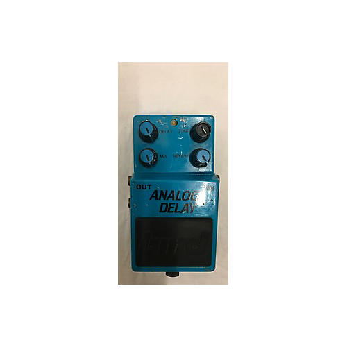 In Store Used Used 1980s KMD ANALOG DELAY Effect Pedal
