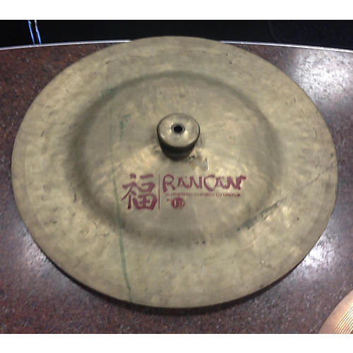 In Store Used Used 2000s RANCAN 18in LION Cymbal
