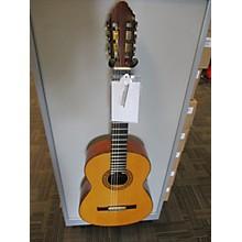 Used 2003 SALVADOR CASTILLO CONCERT Natural Classical Acoustic Guitar