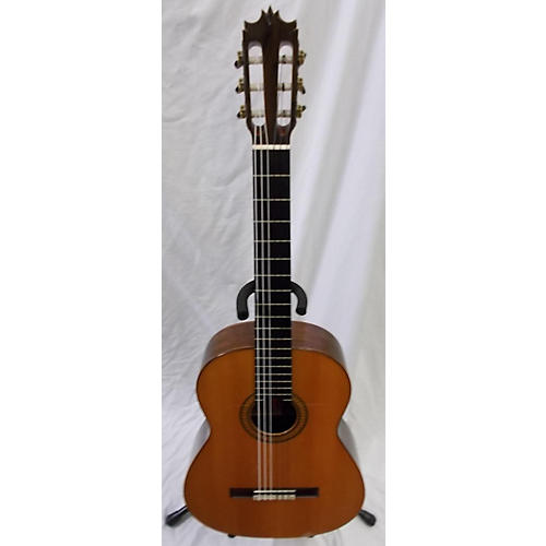 In Store Used Used 2005 SALVADOR CASTILLO NEGRA Antique Natural Flamenco Guitar