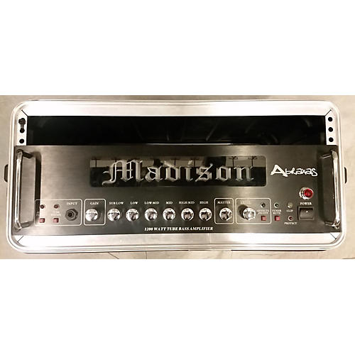 In Store Used Used 2007 MADISON ABRAXAS Bass Amp Head