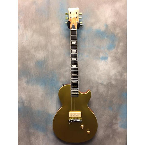In Store Used Used 2010s COZART COZART SPARKLE GOLD Solid Body Electric Guitar
