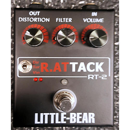 In Store Used Used 2010s Little-Bear RATTACK RT2 Effect Pedal