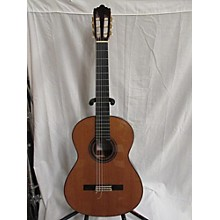 Used 2011 Ramirez 2NE Natural Classical Acoustic Guitar