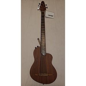 Click here to buy Pre-owned Pre-owned 2011 Rick Turner Renaissance Walnut Electric Bass Guitar.