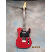 Used 2015 Fender Custom Shop Postmodern Telecaster Candy Apple Red Solid Body Electric Guitar