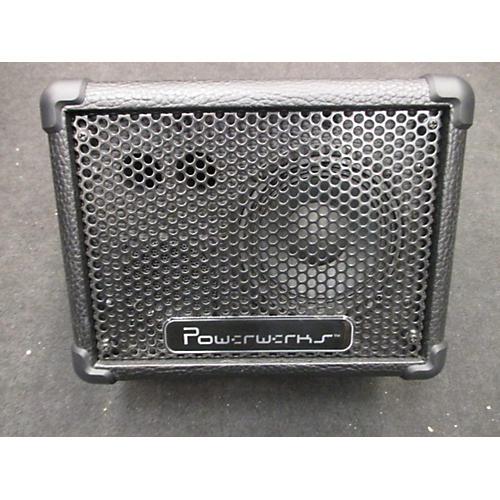 In Store Used Used 2015 POWERWERKS PW4P Powered Speaker