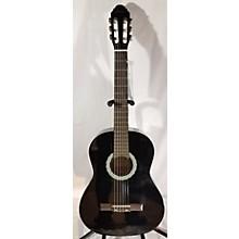 Used 2015 Sequoia Eg07091 Black Classical Acoustic Guitar