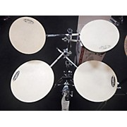 Used 2016 Dw Smart Practice 8X15 Smart Practice Drum White