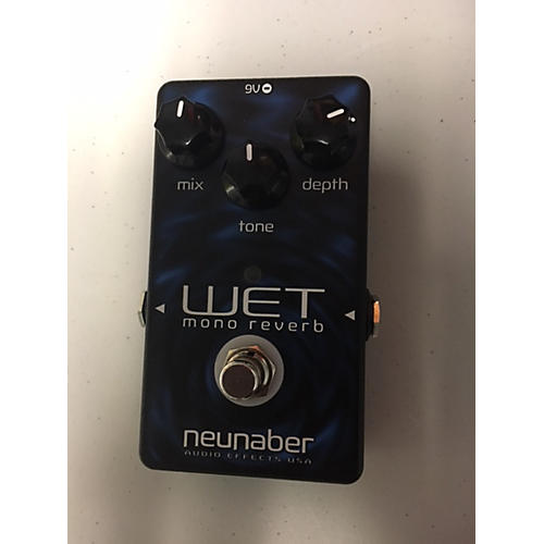 In Store Used Used 2016 Neunaber WET Mono Reverb Effect Pedal