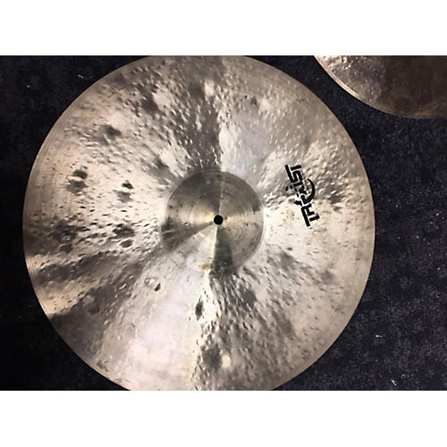 In Store Used Used 2016 Trexist 20in 22 Inch Ride Cymbal