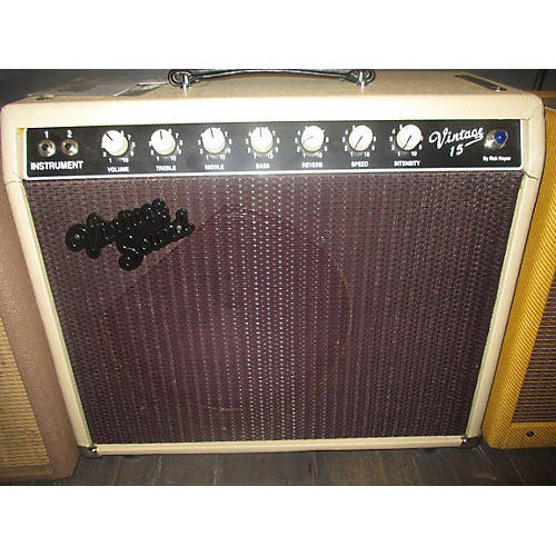 In Store Used Used 2016 Vintage Sound Vintage 15 Tube Guitar Combo Amp-thumbnail