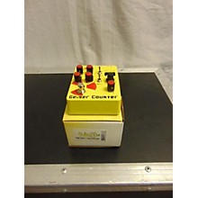 Used 2017 WMD GEIGER COUNTER Effect Pedal