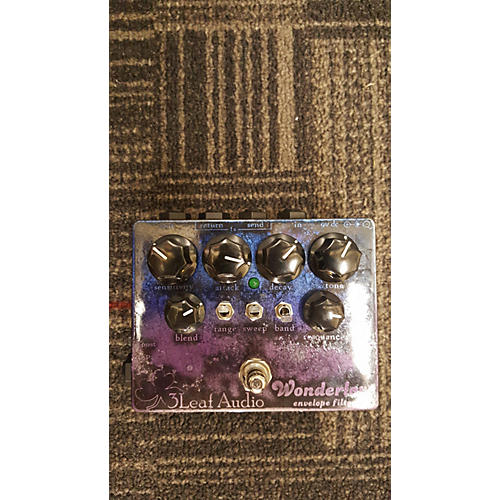 In Store Used Used 3leaf Audio Wonderlove Effect Pedal-thumbnail